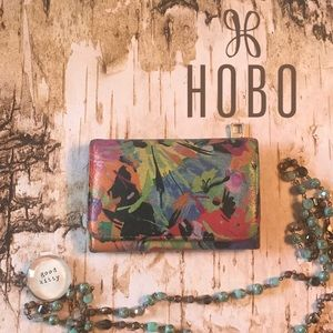Hobo Trifold Wallet
